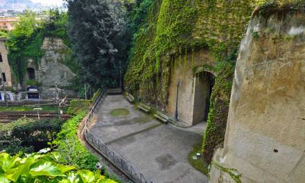 La Crypta Neapolitana e il Parco Vergiliano a Piedigrotta, Napoli