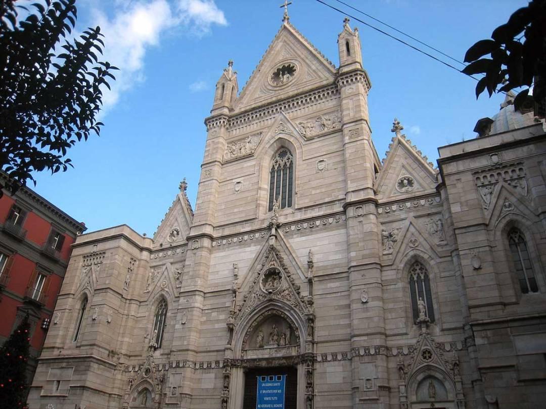 Il Duomo di Napoli (foto da avemundi)