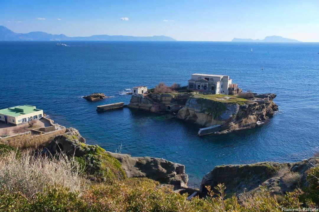 La Gaiola (Napoli) l'ultimo paradiso di Posillipo