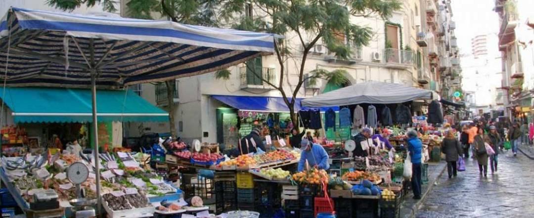 Mercato Pignasecca, Napoli