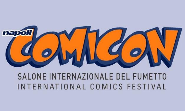 Napoli Comicon 2017 (28 aprile – 1 maggio)