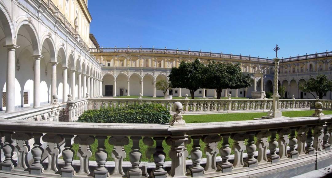 Certosa di San Martino, Napoli (chiostro)