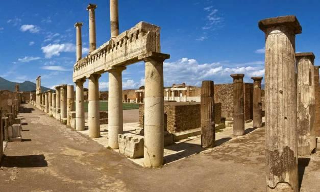Parco archeologico di Pompei