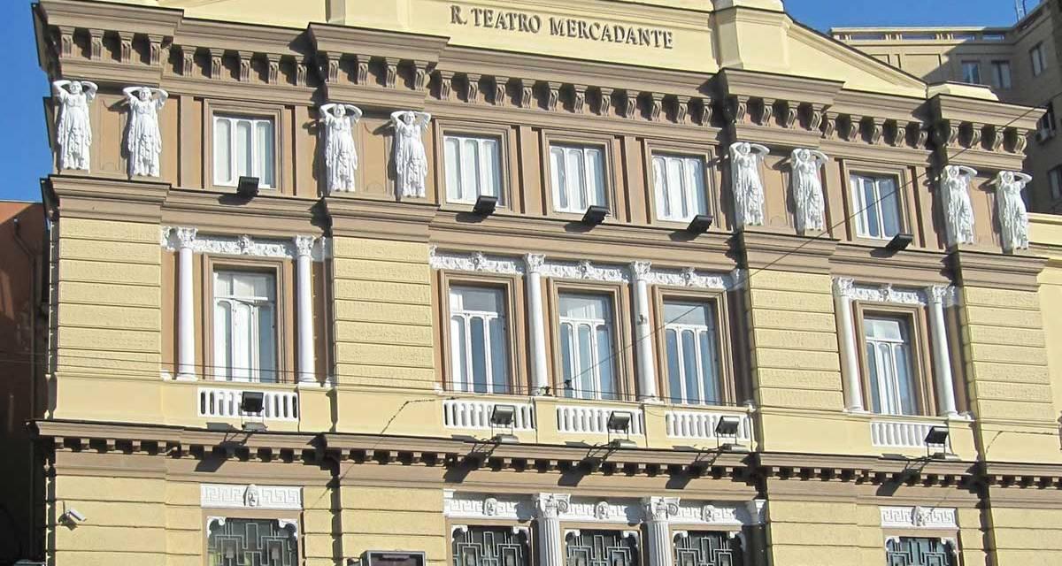 Teatro Mercadante di Napoli