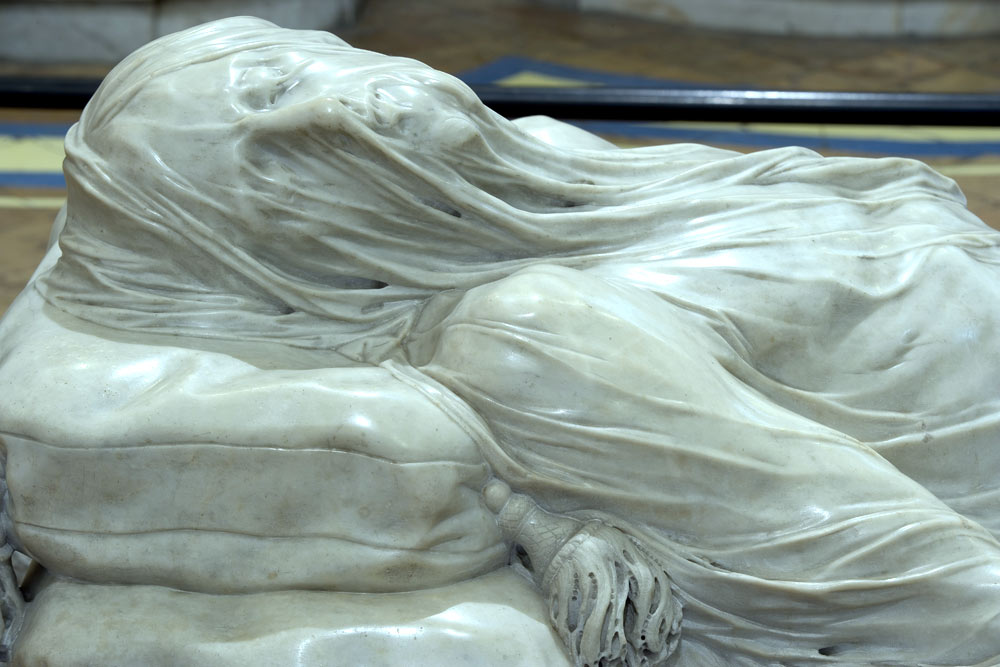 Cristo Velato - Cappella Sansevero