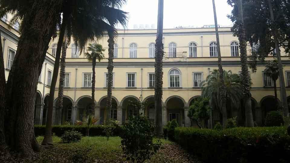 Complesso di Sant'Andrea delle Dame, Napoli