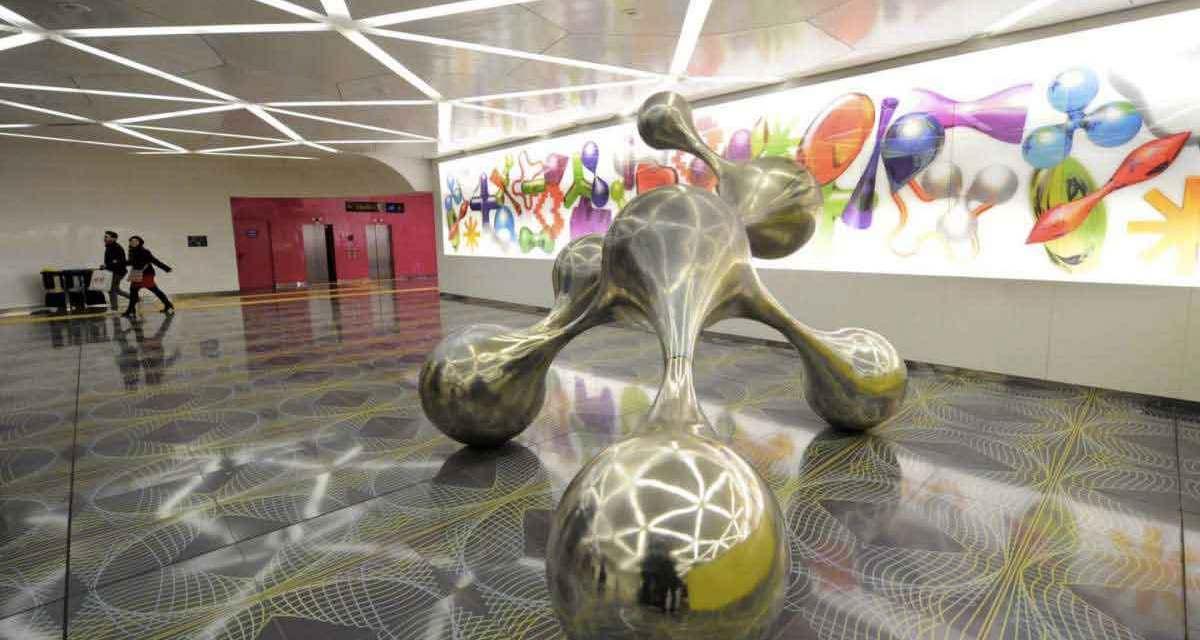 Le Stazioni dell'Arte della metropolitana di Napoli, un museo diffuso