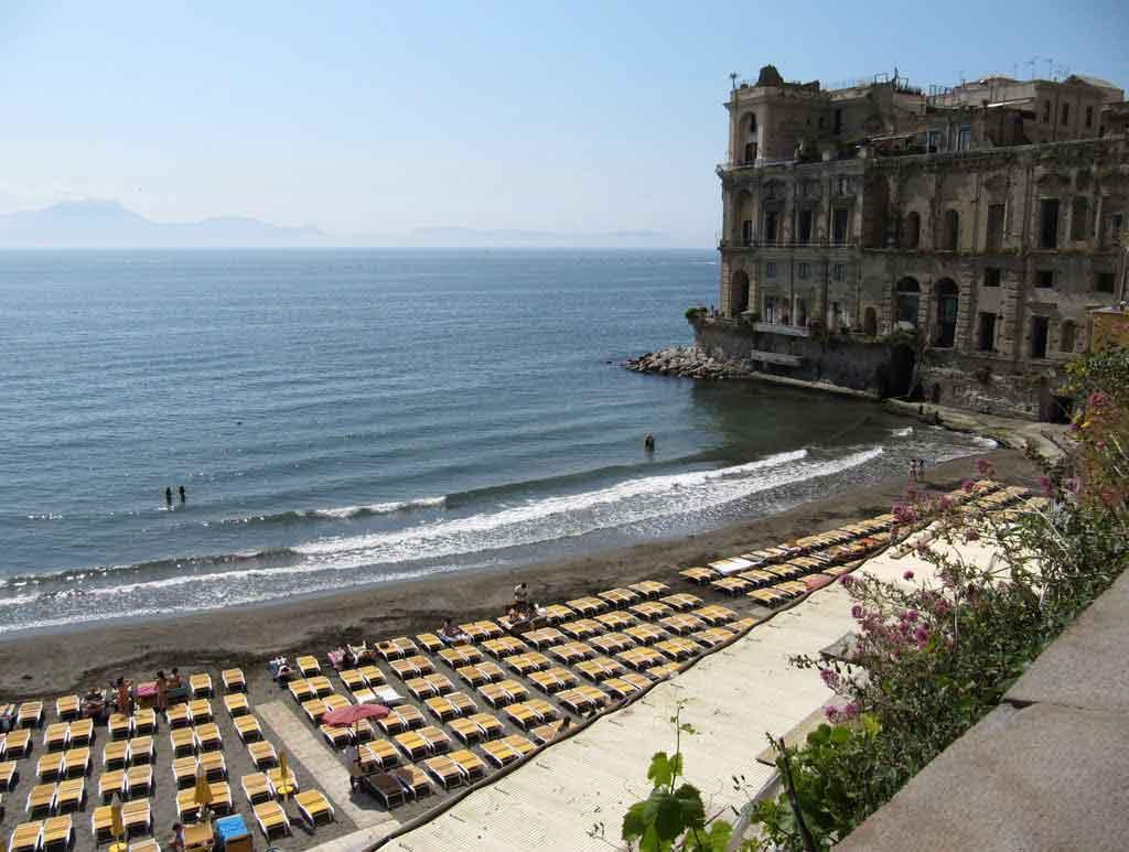 Spiagge di Napoli: Posillipo
