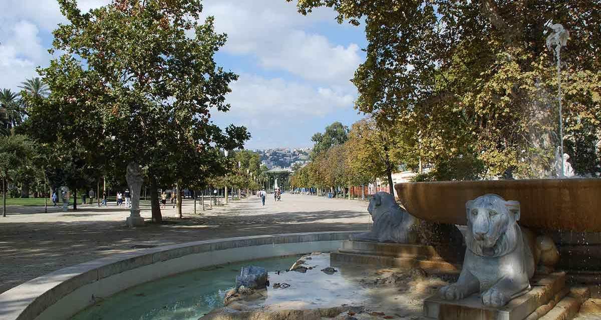 Villa Comunale, il parco di Napoli a due passi dal mare