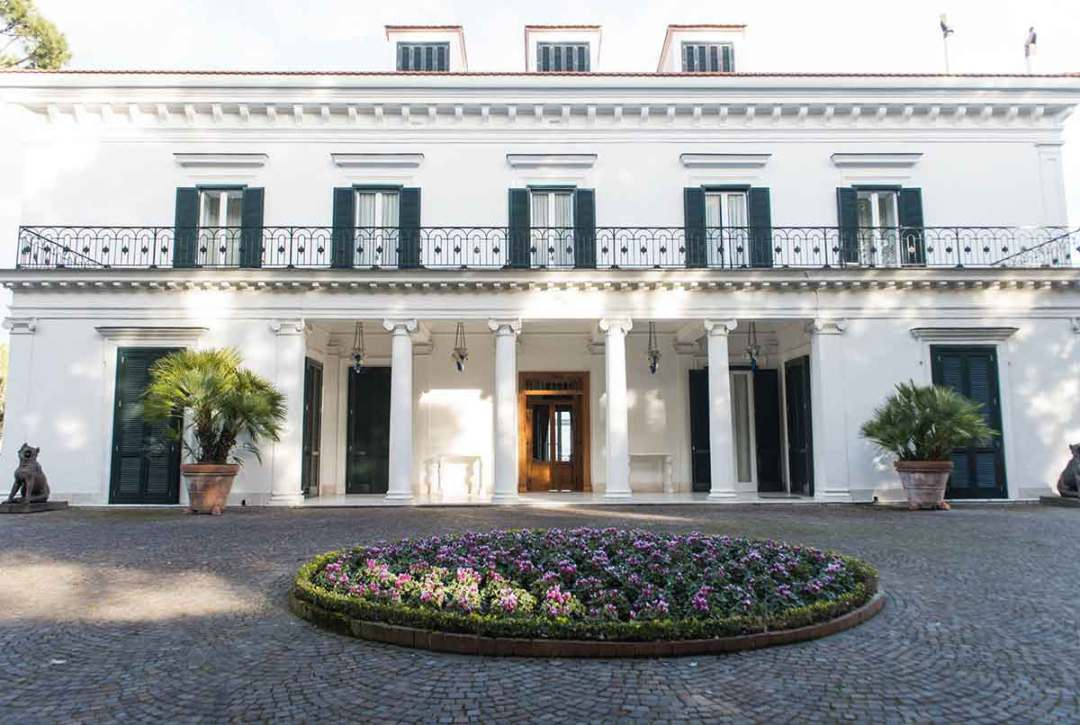Villa Rosebery, Napoli
