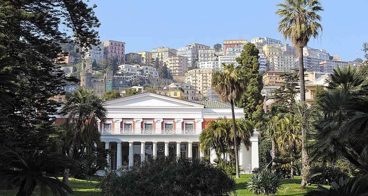 Giornate FAI di Primavera a Napoli (2017)