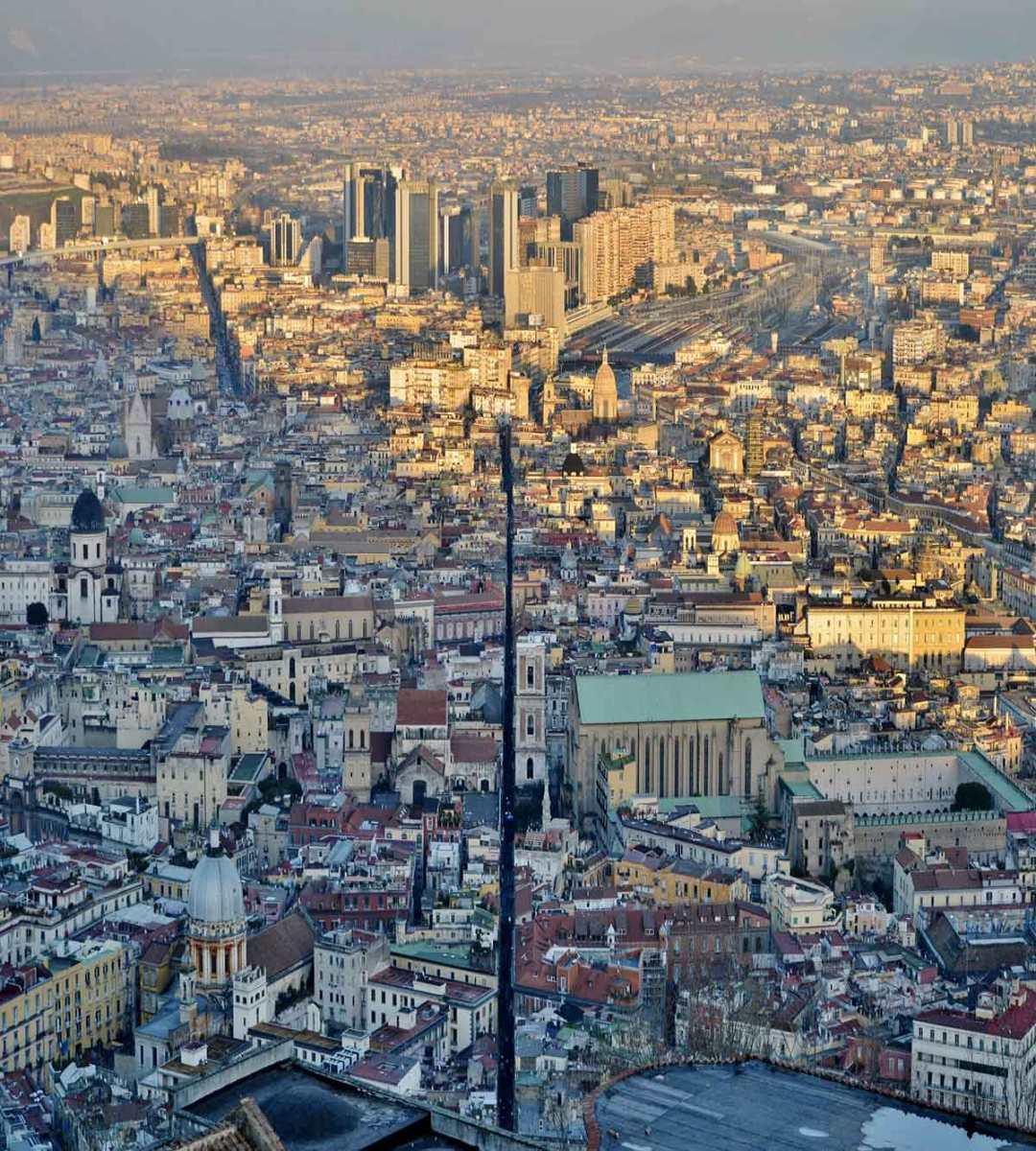 Le strade di Napoli: Spacacnapoli