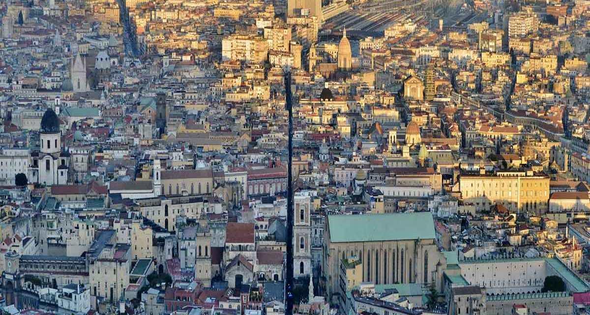 Maratona Spaccanapoli 2019, si corre tra le bellezze di Napoli