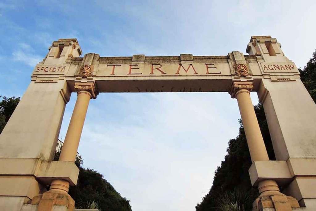 Le Terme di Agnano, Napoli