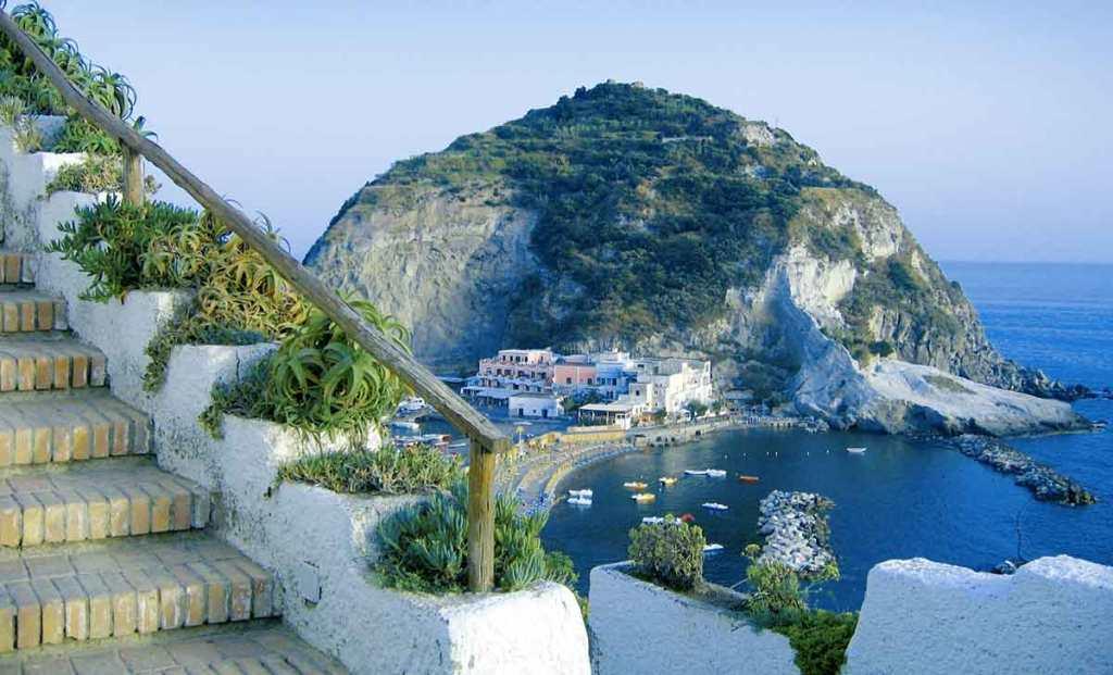 Le Terme di Ischia, golfo di Napoli