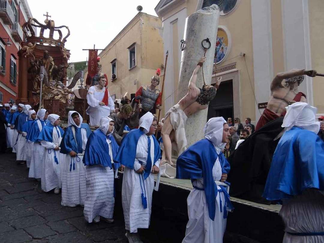 Processioni della Settimana Santa