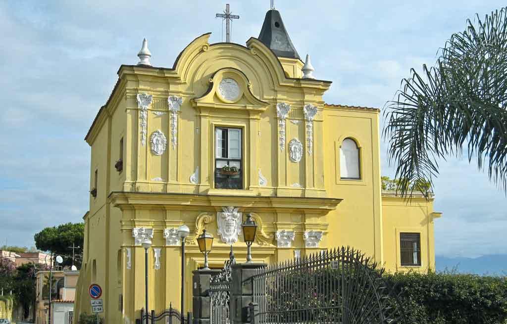 Santa Maria del faro, Borgo di Marechiaro Napoli