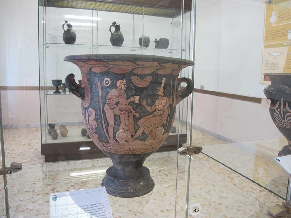 Napoli - Museo etrusco De Feis