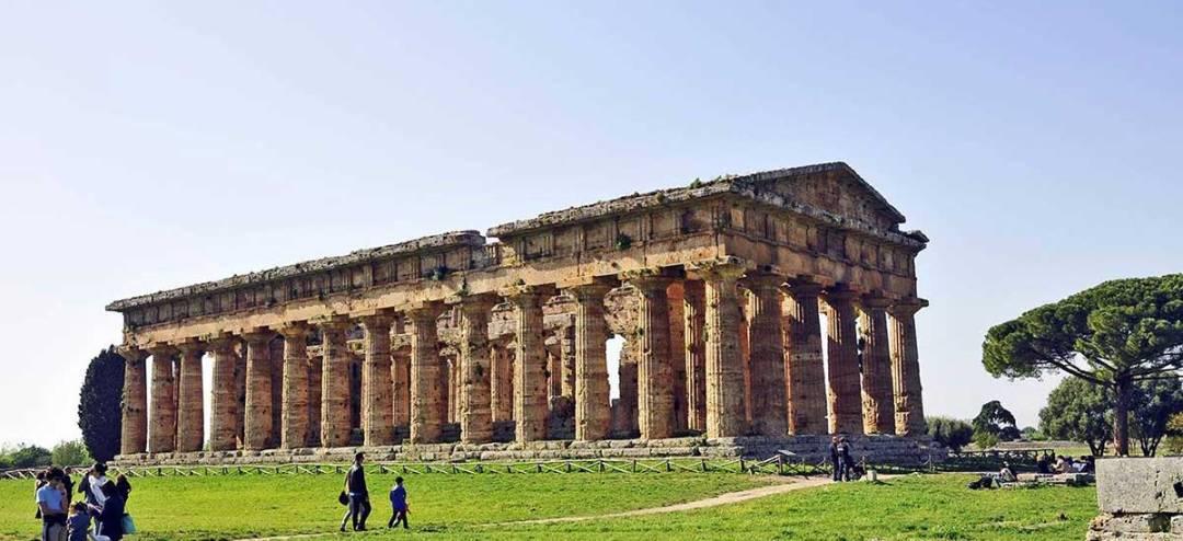 I Venerdi dei Depositi al Tempio di Paestum