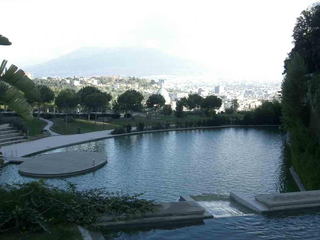 Cinema all'aperto: Parco del Poggio, Napoli