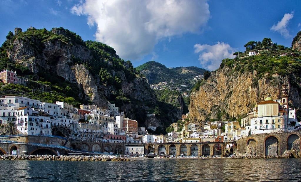 Amalfi, la capitale della costiera amalfitana