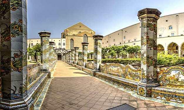 Giornate Europee del Patrimonio 2017 a Napoli