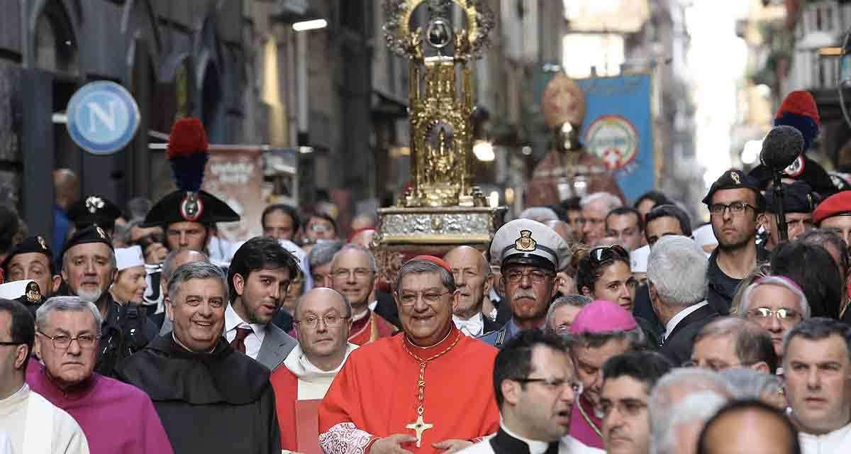 Festa Di San Gennaro a Napoli: gli eventi dal 17 al 27 settembre 2017