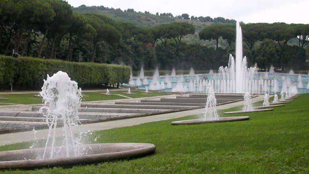 Estate al Parco della Mostra d'Oltremare di Napoli