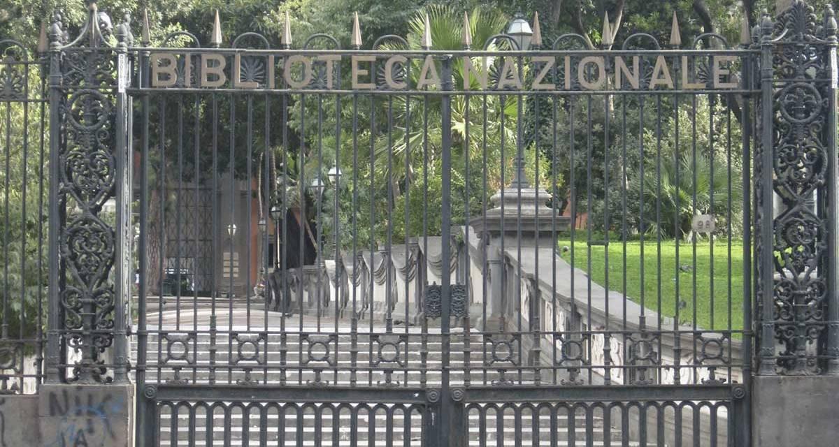 Biblioteca Nazionale Vittorio Emanuele III Napoli e la sua storia