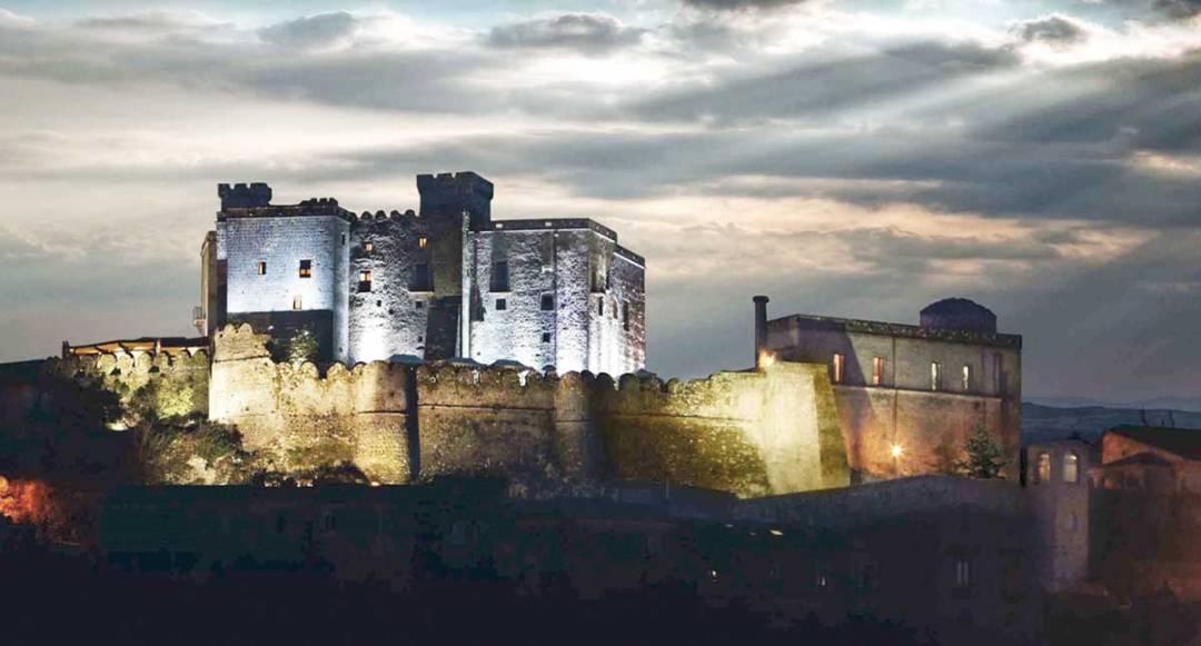 Castello di Limatola (BV)