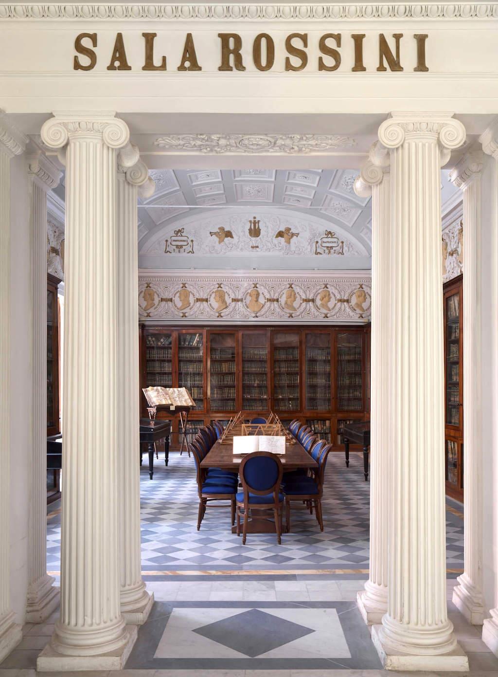 Conservatorio Sala Rossini