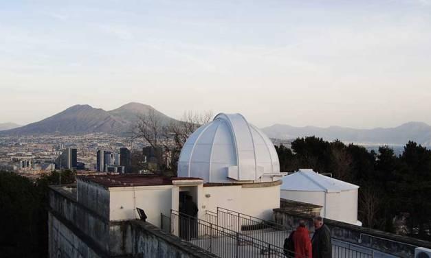 Aperitivo sotto le stelle 2019 all'Osservatorio di Capodimonte a Napoli