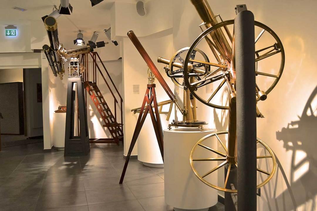 Osservatorio di Capidomonte- Museo strumenti astronomici