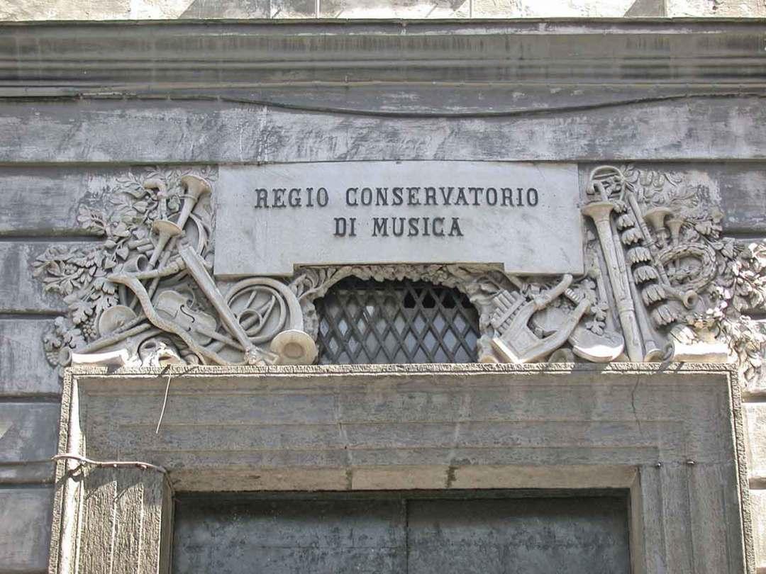 Conservatorio San Pietro a Maiella - Napoli