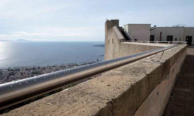 Napoli città libro 2019: il salone del libro sbarca a Castel Sant'Elmo