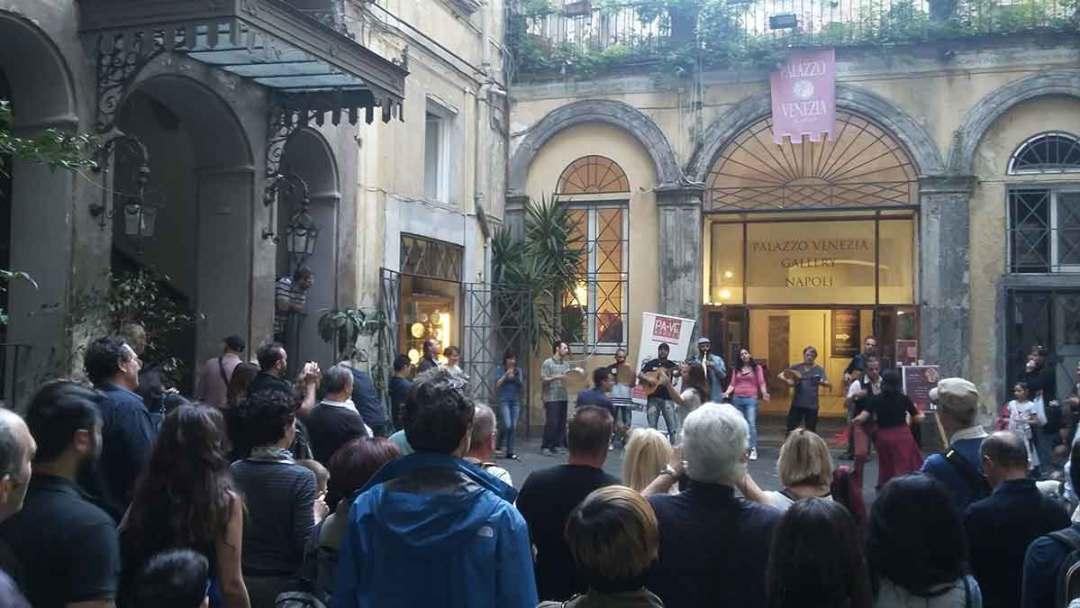 Palazzo Venezia eventi a Napoli