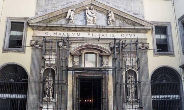 Cappella del Sacro Monte di Pietà a Napoli