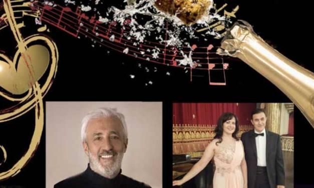 Concerto di Capodanno al Teatro Delle Palme Napoli (1 Gennaio 2018)
