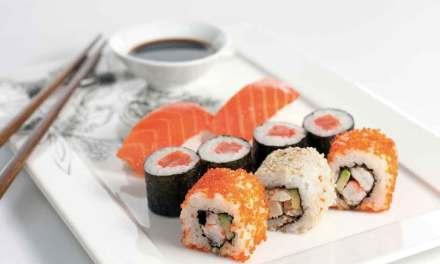 Mangiare Giapponese a Napoli: Sushi e sashimi, ramen e gyoza