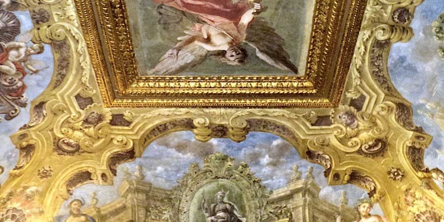 Cappella del Monte di Pieta Napoli