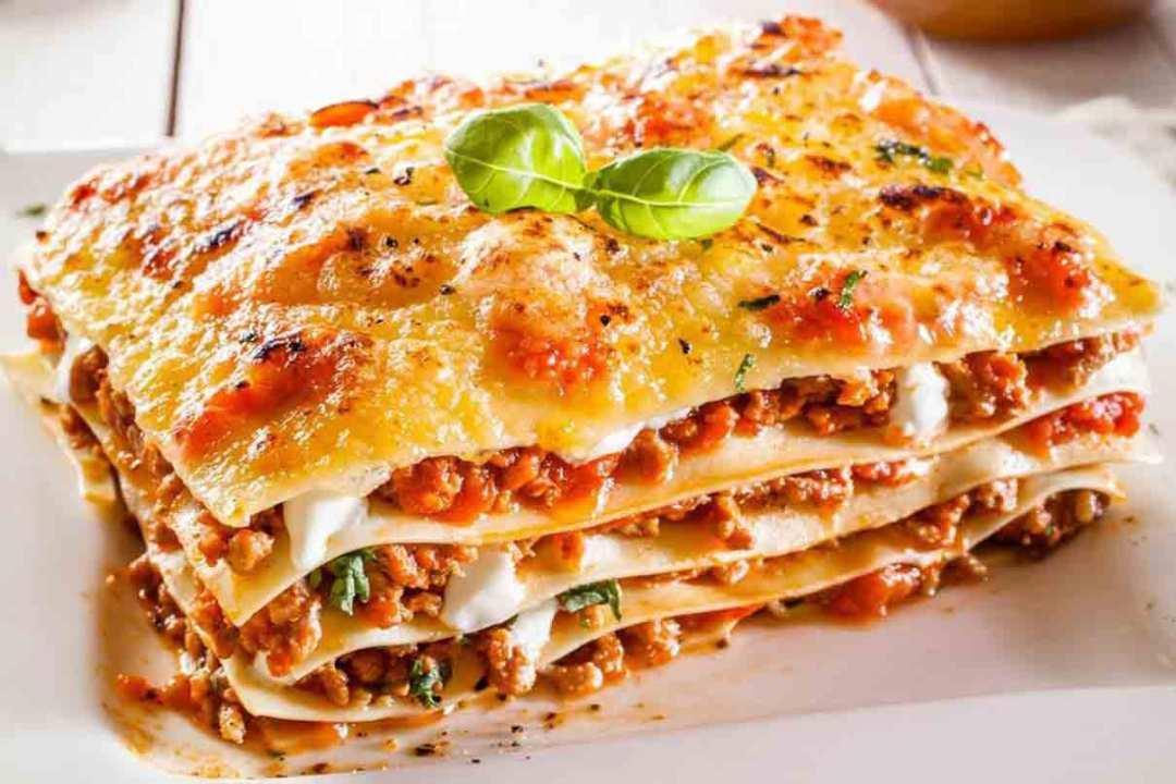 Menu di Carnevale: La Lasagna