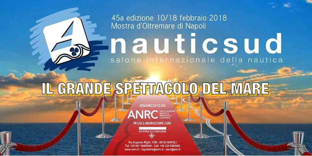 Nauticsud 2018 - Mostra d'Oltremare Napoli
