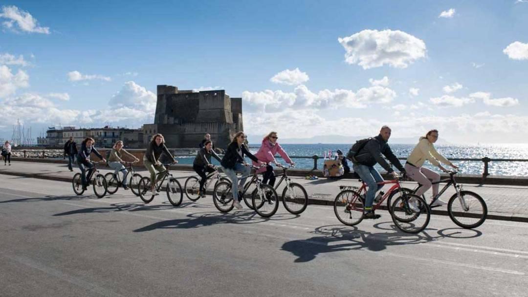 La bicicletta a Napoli