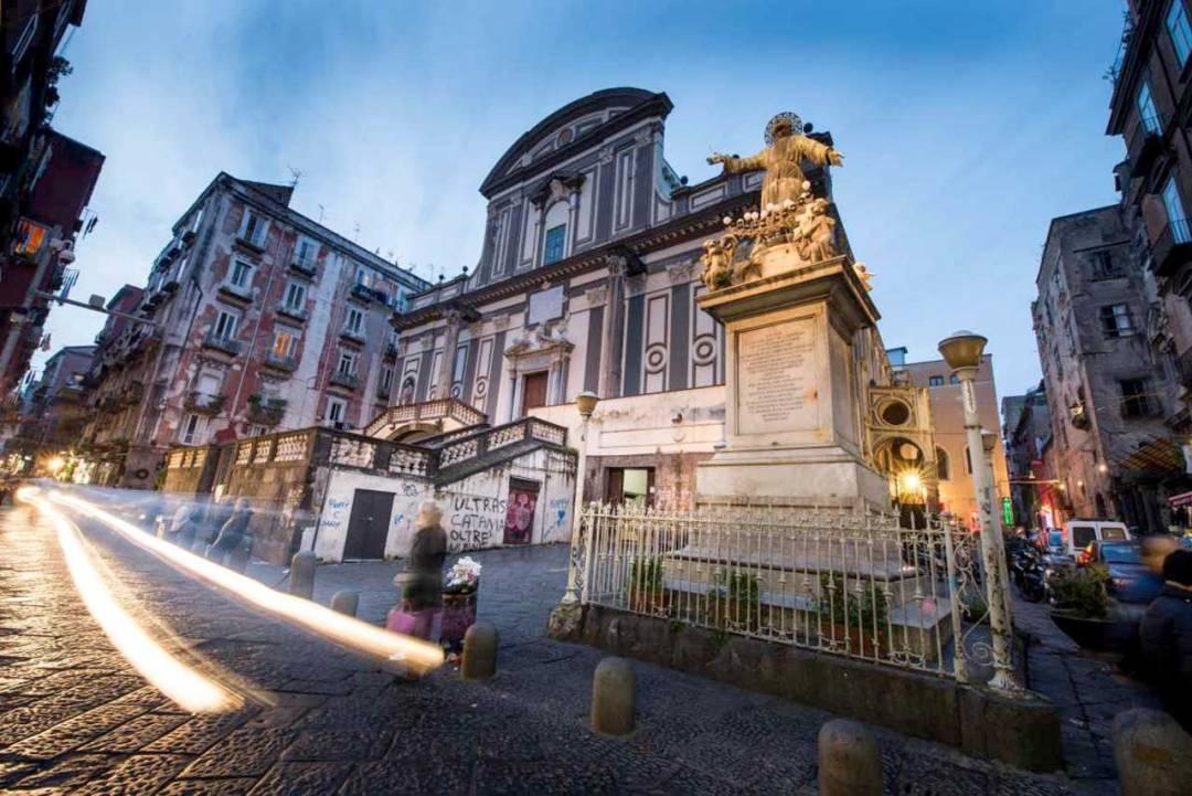 Chiesa di San Paolo Maggiore Napoli