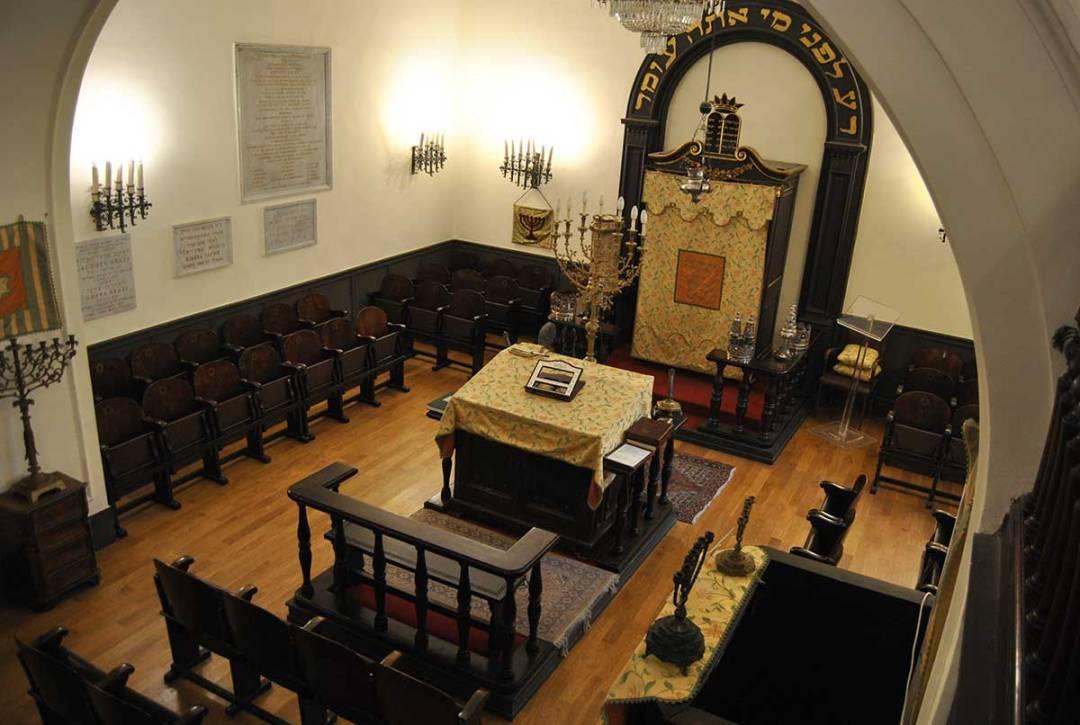 La Sinagoga di Napoli