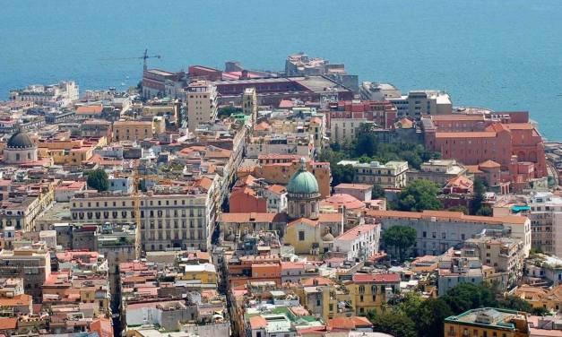 Collina di Pizzofalcone (Monte Echia), le origini di Napoli