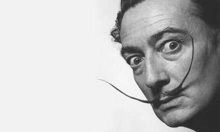 Salvador Dalí al PAN di Napoli (marzo – giugno 2018)