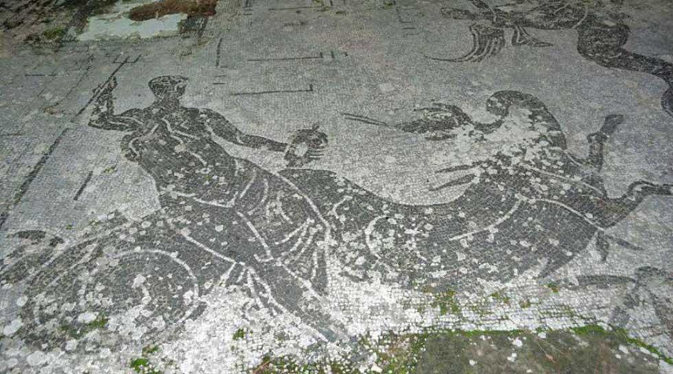 Terme romane di via Terracina - Napoli