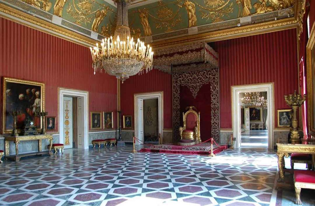 Ballo di Corte a Palazzo reale Napoli