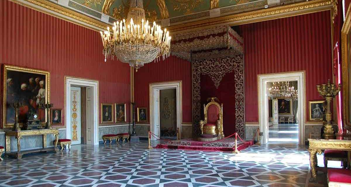 Ballo di Corte a Palazzo Reale di Napoli